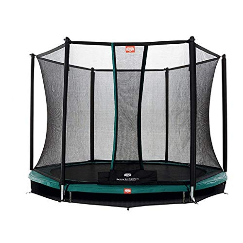 Bergtoys Trampolin Talent inkl. Netz, InGround, 305cm