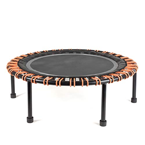 oiboun minitrampolin 110 cm fitness trampolin mit bungee seil system verstellbarer. Black Bedroom Furniture Sets. Home Design Ideas